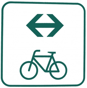Bike lane sign Charlotte North Carolina Personal Injury Wrongful Death Workers' Compensation Attorney Lawyer.jpg