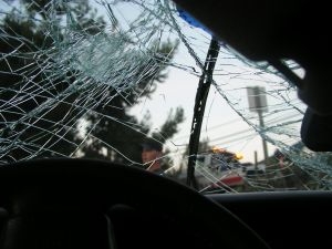 Cracked windshield Charlotte Personal Injury Lawyer North Carolina Wrongful Death Attorney.jpg