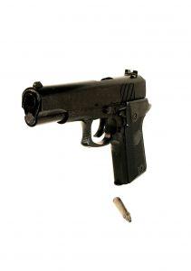 Handgun-Charlotte-Injury-Lawyer-North-Carolina-Wrongful-Death-Attorney