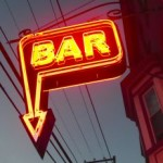 Bar Neon Sign Charlotte Injury Lawyer North Carolina Car Accident Attorney