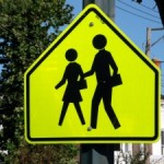 Crosswalk sign Charlotte Injury Lawyer North Carolina Wrongful Death Attorney