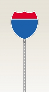 Interstate-Sign-Charlotte-Car-accident-Lawyer-North-Carolina-Car-Wreck-Attorney