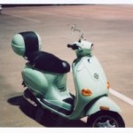 Moped parked Charlotte Injury Lawyer North Carolina Accident Attorney