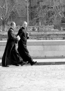 Priests-walking-Charlotte-Injury-Lawyer-Mecklenburg-County-North-Carolina-Wrongful-Death-Attorney-213x300
