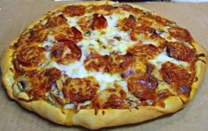 Pepperoni Pizza Charlotte Injury Attorney North Carolina Wrongful Death Lawyer