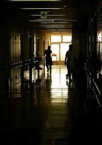 Shadowy Hallway Charlotte Injury Lawyer Mecklenburg Nursing Home Negligence Attorney