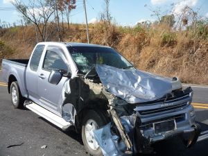 Wrecked Truck Charlotte Mecklenburg Car Accident Lawyer North Carolina Wrongful Death Attorney
