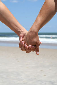 Holding-hands-Charlotte-Divorce-Lawyer-North-Carolina-Family-Law-Attorney-200x300
