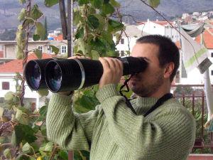 Huge binocularsCharlotte Injury Lawyer North Carolina Car accident attorney