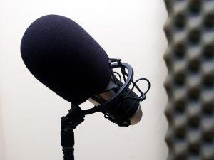 Microphone Charlotte Injury Lawyer