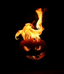 Burning Jack o lantern Charlotte Injury Lawyer