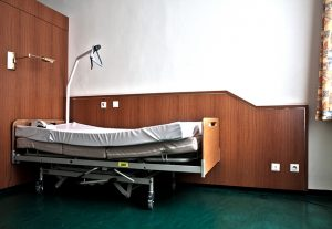 Hospital-Bed-Charlotte-Injury-Lawyer-300x207