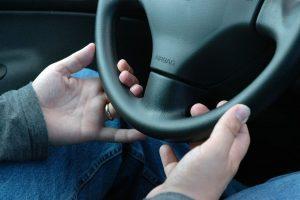 Hands-on-steering-wheel-Charlotte-Lake-Norman-Injury-Lawyer-300x200