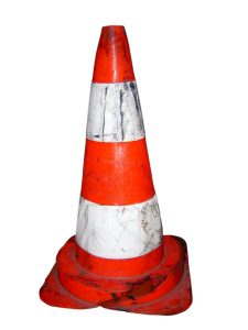 traffic-cone-Charlotte-Injury-Lawyer-Mooresville-Wrongful-Death-Attorney-225x300
