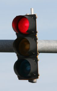 red-traffic-light-Charlotte-Monroe-Lake-Norman-Personal-Injury-Car-accident-Attorney-190x300