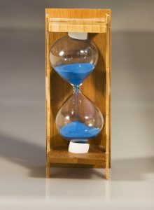 hourglass-time-running-out-Charlotte-Monroe-Mooresville-Injury-Lawyer-220x300